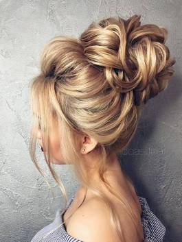 Hairstyles diy and tutorial for all hair lengths 057 | fashion