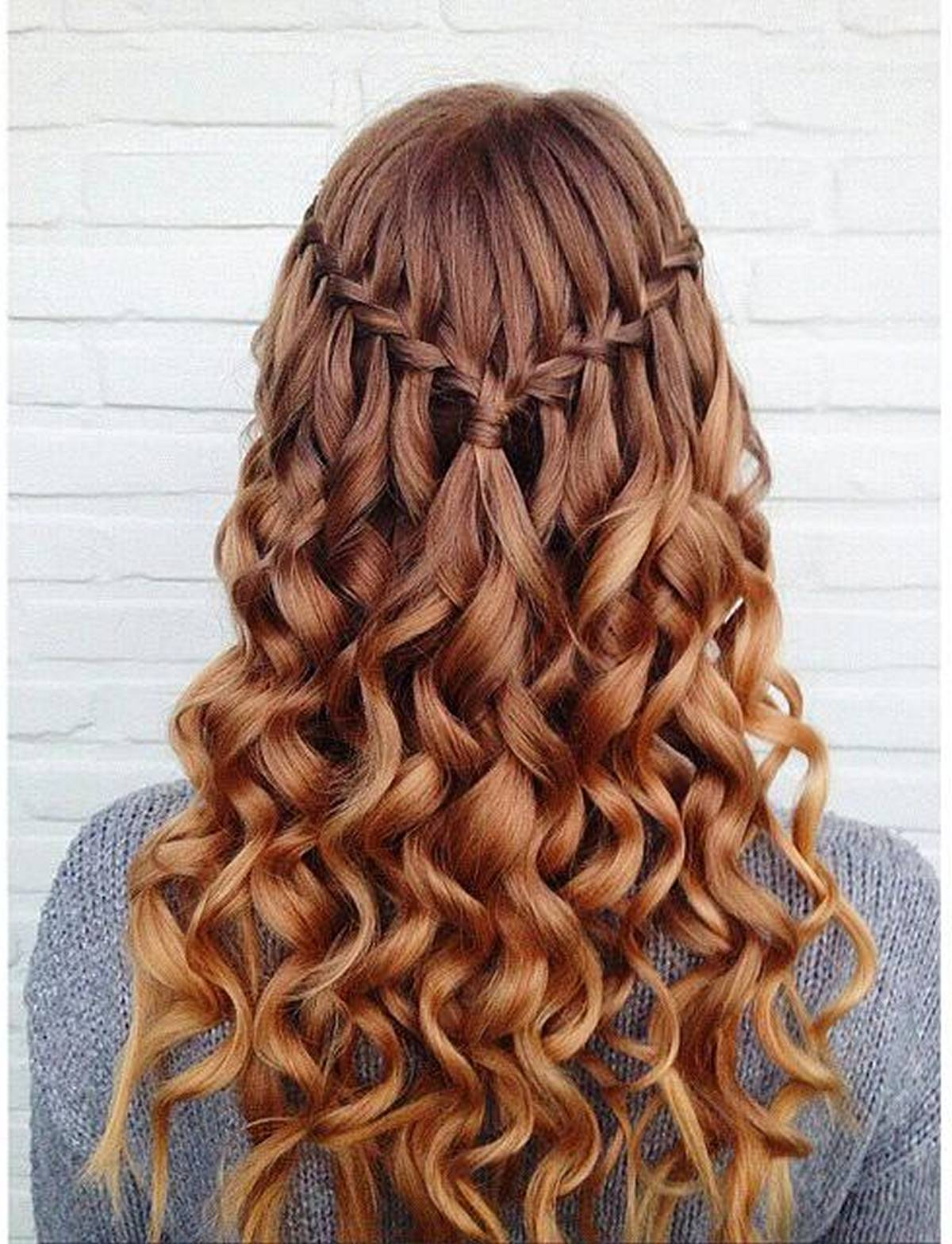 Hairstyles diy and tutorial for all hair lengths 059 | fashion