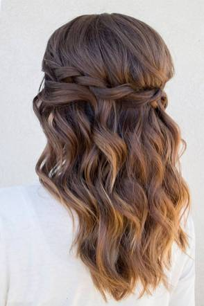 Hairstyles diy and tutorial for all hair lengths 064   fashion
