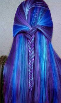 Hairstyles diy and tutorial for all hair lengths 069   fashion