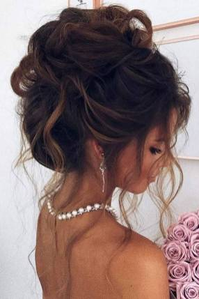Hairstyles diy and tutorial for all hair lengths 072 | fashion