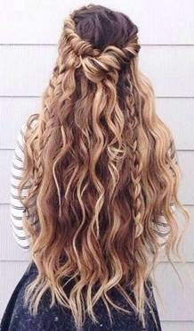 Hairstyles diy and tutorial for all hair lengths 090   fashion
