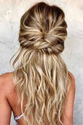 Hairstyles diy and tutorial for all hair lengths 099 | fashion