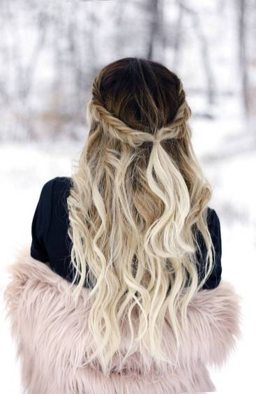Hairstyles diy and tutorial for all hair lengths 102   fashion
