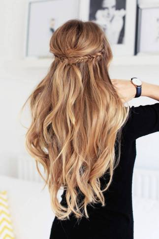 Hairstyles diy and tutorial for all hair lengths 109 | fashion