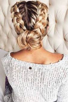 Hairstyles diy and tutorial for all hair lengths 111 | fashion