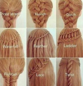 Hairstyles diy and tutorial for all hair lengths 113   fashion