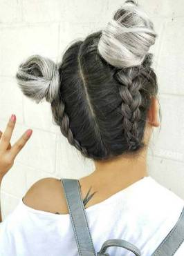 Hairstyles diy and tutorial for all hair lengths 128 | fashion