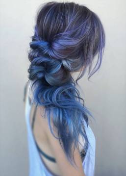 Hairstyles diy and tutorial for all hair lengths 136 | fashion