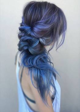 Hairstyles diy and tutorial for all hair lengths 136   fashion