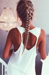 Hairstyles diy and tutorial for all hair lengths 142   fashion