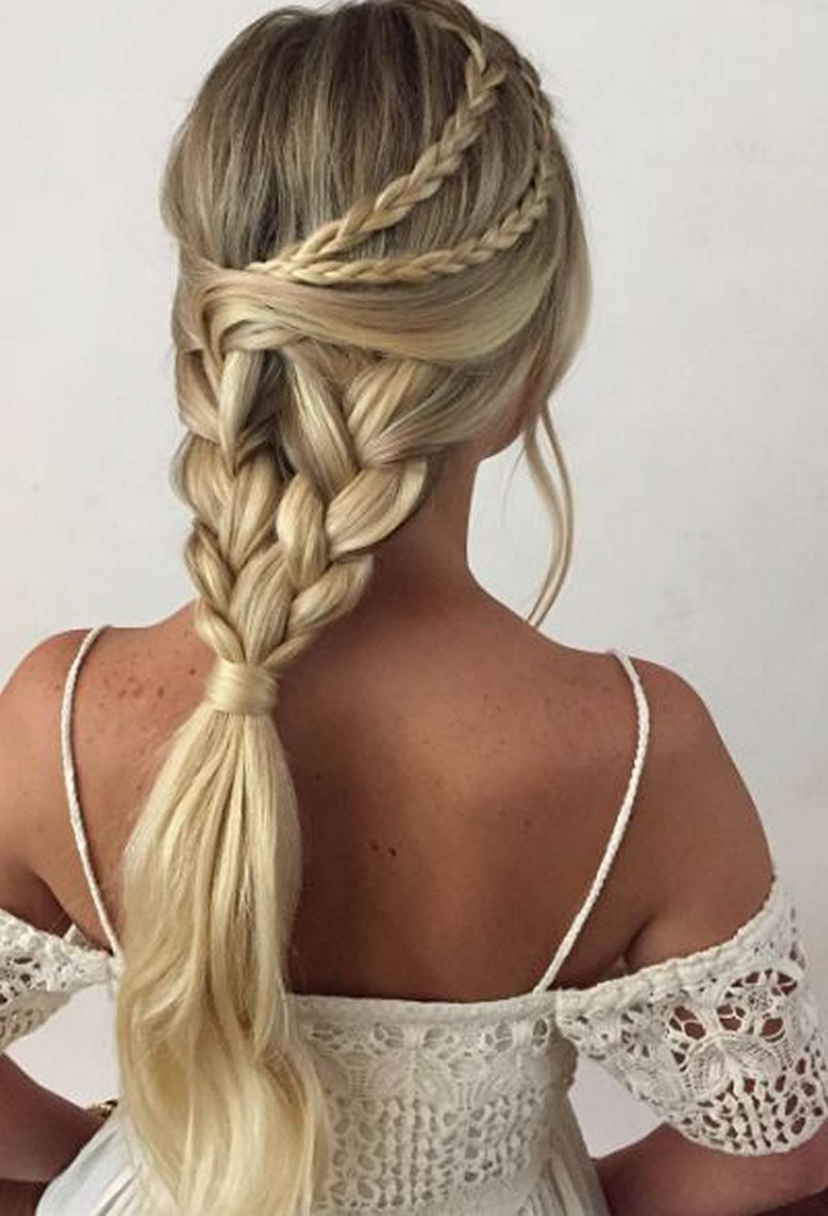 Hairstyles diy and tutorial for all hair lengths 175 | fashion