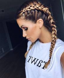 Hairstyles diy and tutorial for all hair lengths 176   fashion