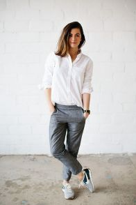 If femenine is not your style, these outfits are what you were looking for (62)