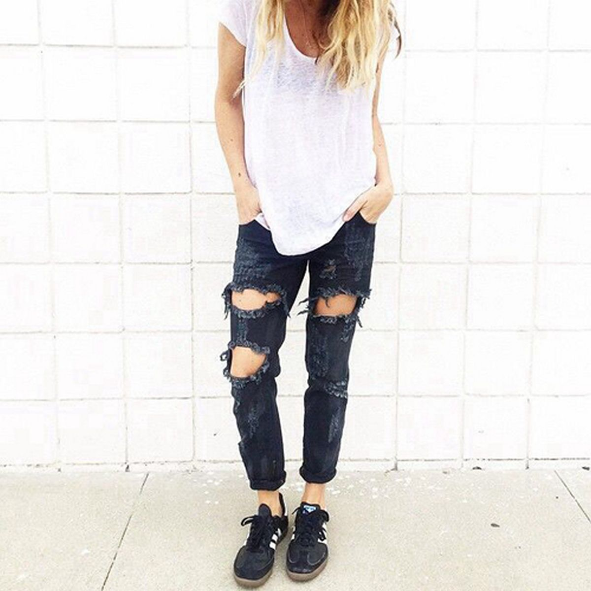 If femenine is not your style, these outfits are what you were looking for (76)