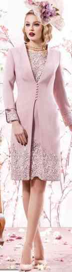 Pink sleeve dress idea for daily action 29 fashion