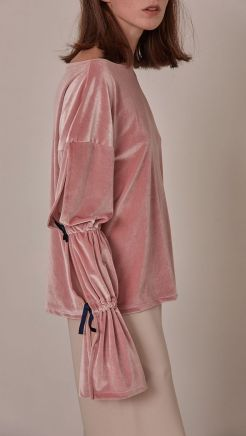 Pink sleeve dress idea for daily action 39 fashion