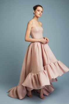 Pink sleeve dress idea for daily action 49 fashion
