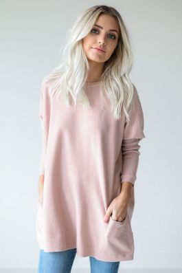 Pink sleeve dress idea for daily action 57 fashion