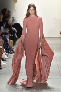 Pink sleeve dress idea for daily action 64 fashion
