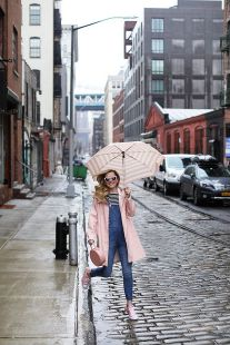 Rainy day cold weather outfit (41)