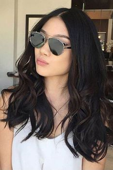 Stunning hairstyles for warm black hair ideas (13)
