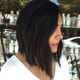 Stunning hairstyles for warm black hair ideas (19)