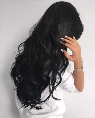 Stunning hairstyles for warm black hair ideas (22)