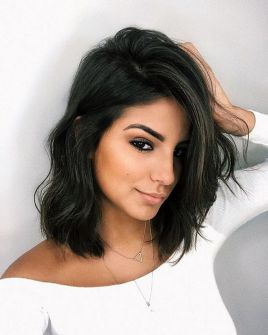 Stunning hairstyles for warm black hair ideas (28)