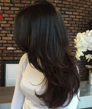 Stunning hairstyles for warm black hair ideas (30)