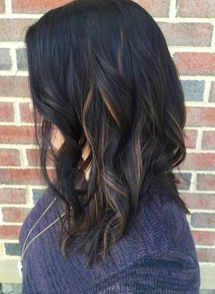 Stunning hairstyles for warm black hair ideas (34)