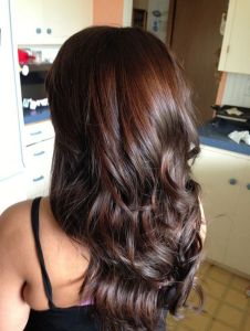Stunning hairstyles for warm black hair ideas (42)