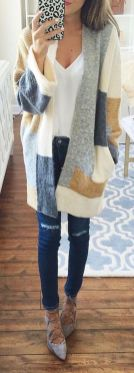 Sweaters outfit idea you should try this year (016)   fashion