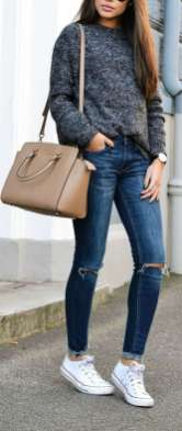 Sweaters outfit idea you should try this year (029)   fashion