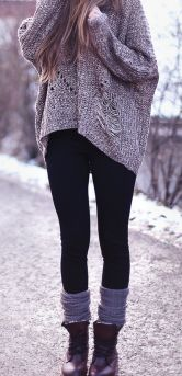 Sweaters outfit idea you should try this year (033) | fashion