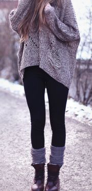 Sweaters outfit idea you should try this year (033)   fashion