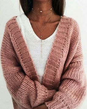 Sweaters outfit idea you should try this year (049) | fashion