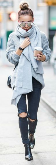 Sweaters outfit idea you should try this year (051) | fashion