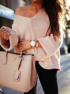 Sweaters outfit idea you should try this year (054)   fashion