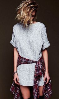 Sweaters outfit idea you should try this year (061) | fashion
