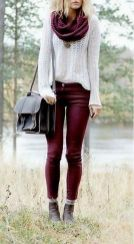 Sweaters outfit idea you should try this year (067) | fashion