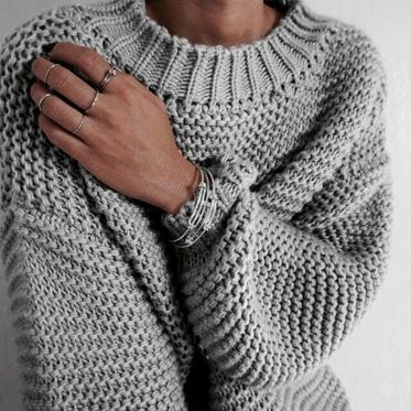 Sweaters outfit idea you should try this year (074)   fashion