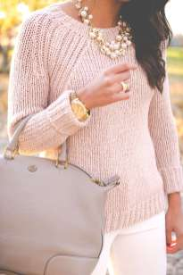 Sweaters outfit idea you should try this year (079) | fashion