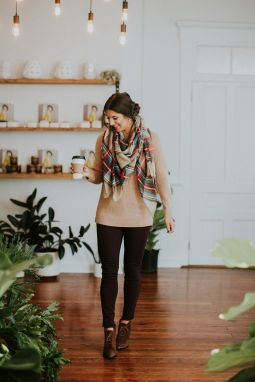 Sweaters outfit idea you should try this year (085)   fashion