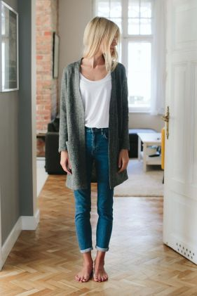 Sweaters outfit idea you should try this year (096)   fashion