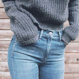 Sweaters outfit idea you should try this year (097) | fashion