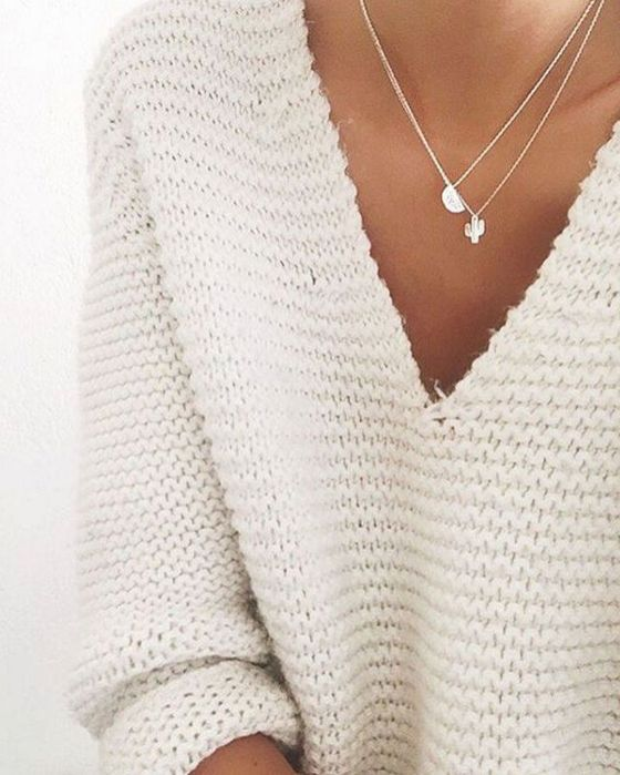 Sweaters outfit idea you should try this year (109) | fashion
