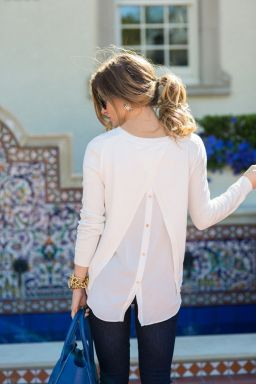 Sweaters outfit idea you should try this year (119) | fashion
