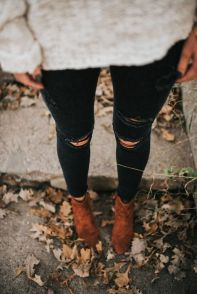 Sweaters outfit idea you should try this year (121) | fashion