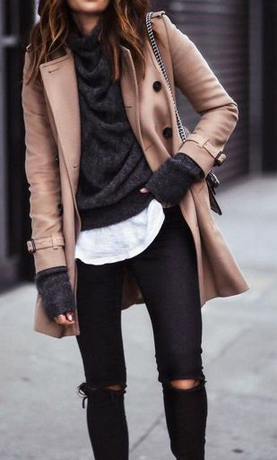 Sweaters outfit idea you should try this year (126) | fashion